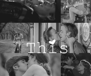 amor, beso, and film image
