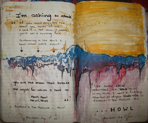 moleskine and notebook image
