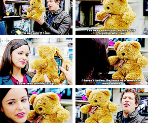 quotes, brooklyn nine nine, and peraltiago image