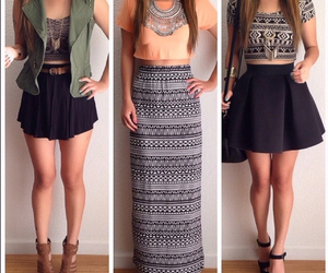 beautiful, outfit, and day image