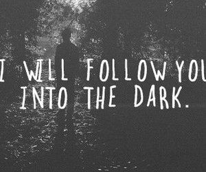 dark, love, and quotes image