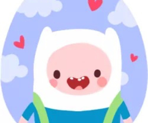 finn and adventure time image