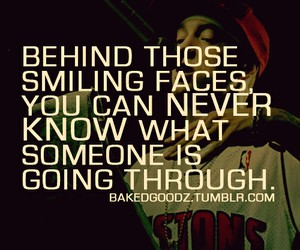 quote, smile, and eminem image