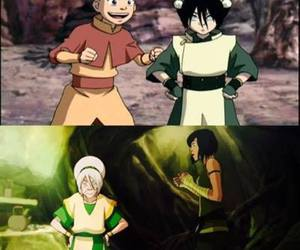 toph, the legend of korra, and the last airbender image
