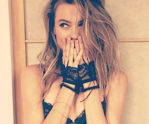 Behati Prinsloo, model, and Victoria's Secret image