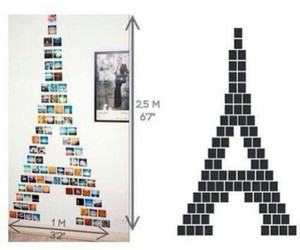 diy, paris, and photo image