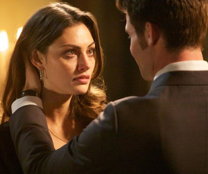 couple, The Originals, and phoebe tonkin image
