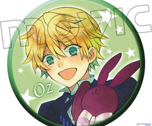 pandora hearts and oz vessalius image