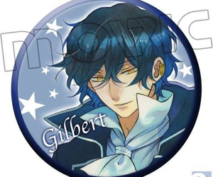 pandora hearts and gilbert nightray image