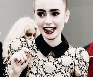 beautiful, clary fray, and lily collins image