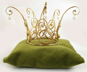 beautiful, crown, and fairy image