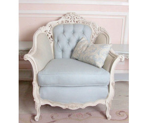 chair, cute, and vintage image