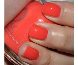nail and fashion image