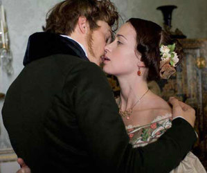 kiss, young victoria, and love image