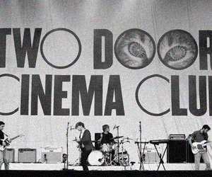 two door cinema club and lare image