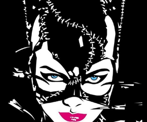 catwoman, DC, and gatubela image