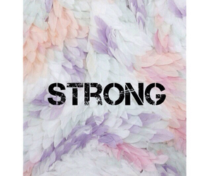 frasi, strong, and frasi italiane image