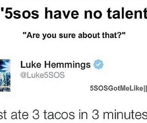 band, tacos, and talent image