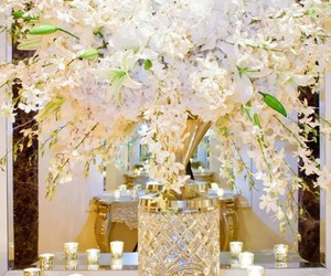 beautiful, flowers, and decoration image