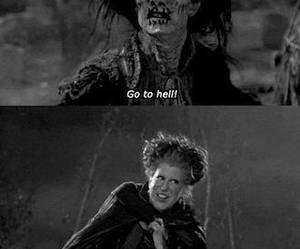 hell, hocus pocus, and movie image