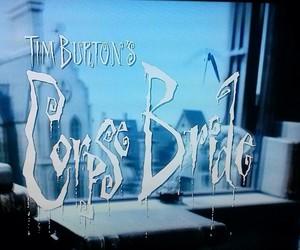 bride, Burton, and corpse image