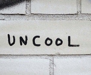uncool, grunge, and wall image