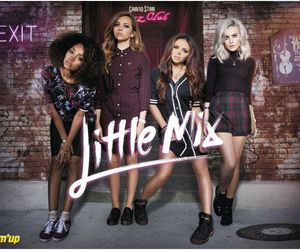 dream up and little mix image