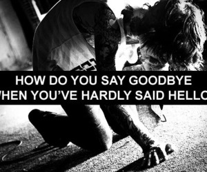 bmth, goodbye, and bring me the horizon image