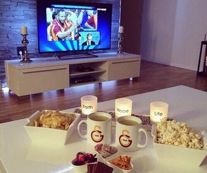 food, galatasaray, and home image