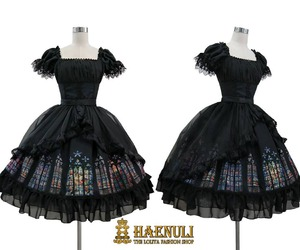 dress, lolita, and perfect dress image