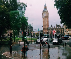 london, photography, and Big Ben image