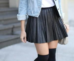 beautiful girl, fashion, and gorgeous image