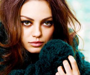 Mila Kunis and eyes image