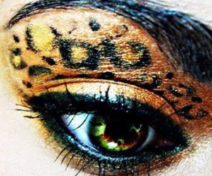 eye and makeup image