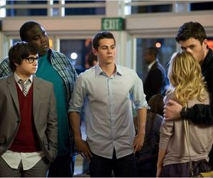 the first time, britt robertson, and dylan o'brian image