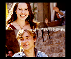 narnia, smile, and peter image