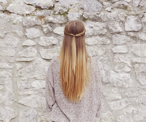 hair and love image