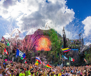 festival, Tomorrowland, and tomorrowworld image