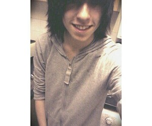 cute and emo boy image