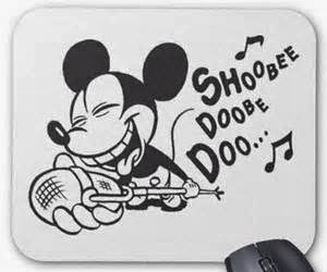disney, sing, and mickey mouse image