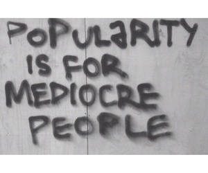 popularity, quote, and people image