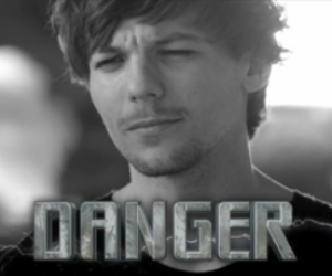 danger, luis tomlinson, and one direction image