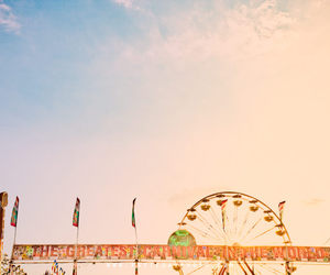 carnival and sky image