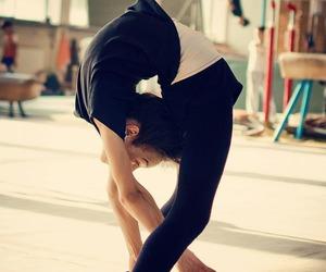 dance, ballet, and flexible image