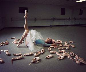 art, ballet, and facebook image