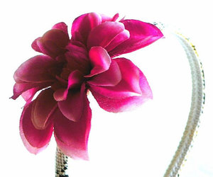 accessories, fashion, and fuchsia image