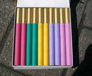 cigarettes, colors, and pink image