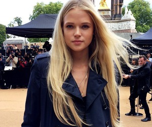 model, gabriella wilde, and blonde image