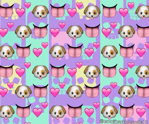 emojis, emoji, and emoji background image