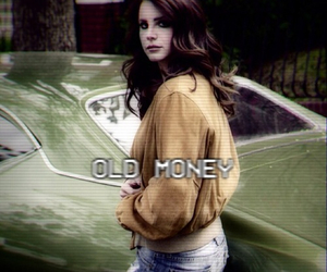lana del rey, old money, and grunge image